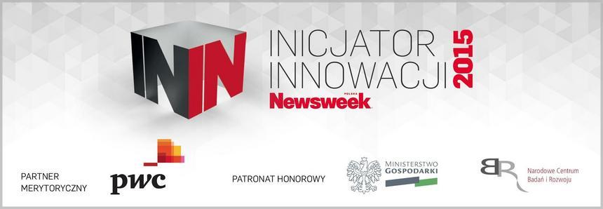 Inicjator Innowacji 2015