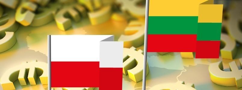 Polska Litwa Dania