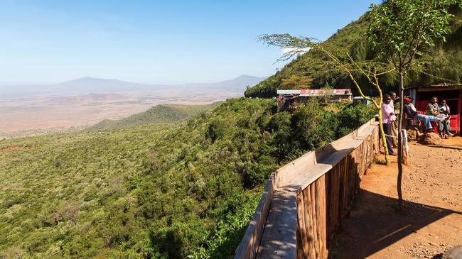 Rift Valley view