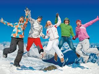 Wybierz zimowy sport dla siebie!