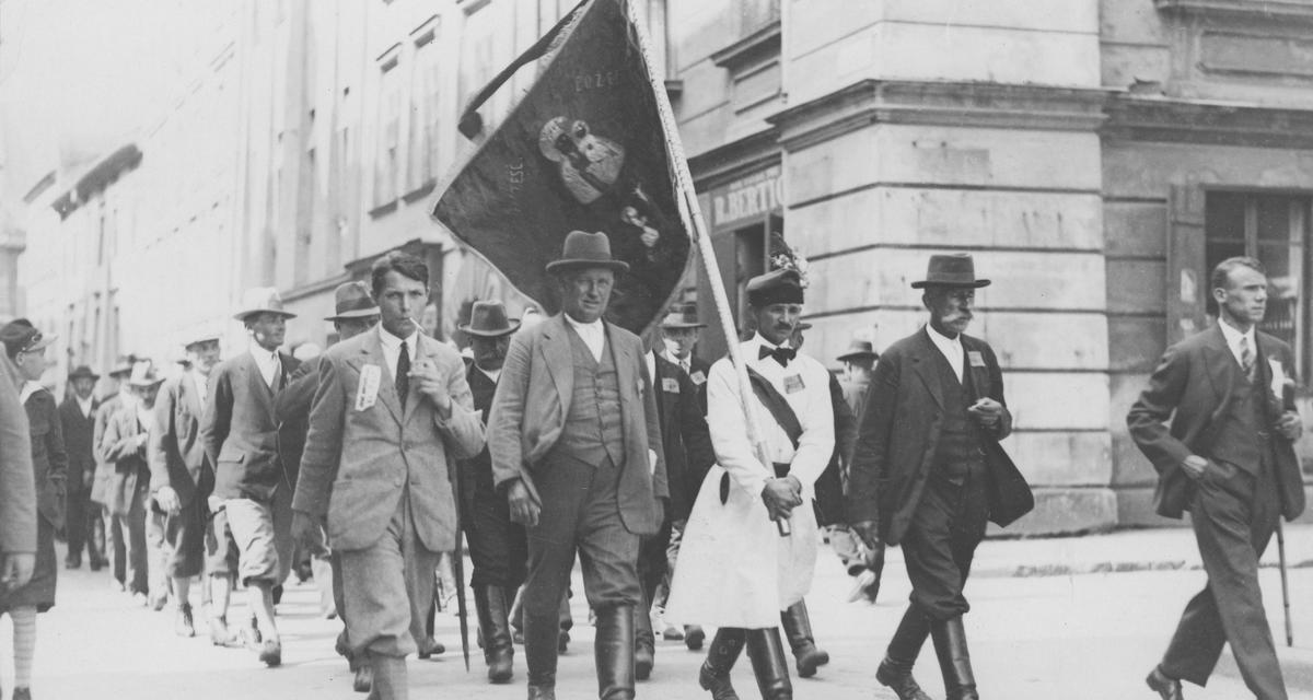 Jak Piłsudski zniszczył opozycję
