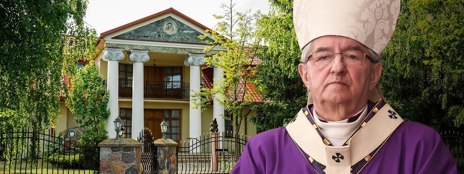 Posiadłość arcybiskupa Sławoja Leszka Głódzia