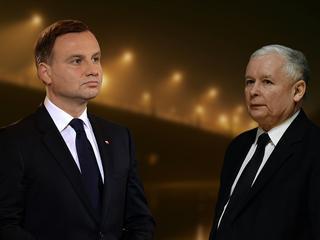 Kaczyński najchętniej wymieniłby prezydenta, ale nie może