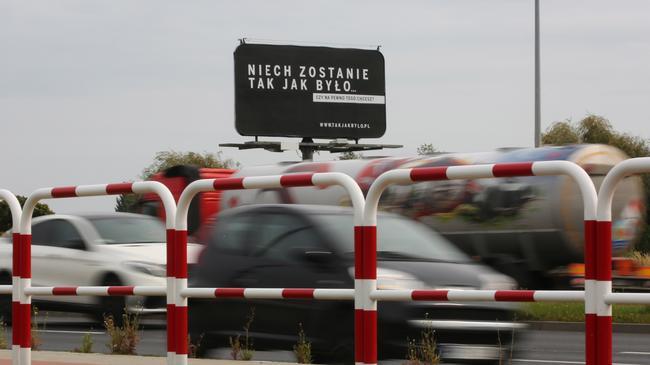 billboard Polska Fundacja Narodowa