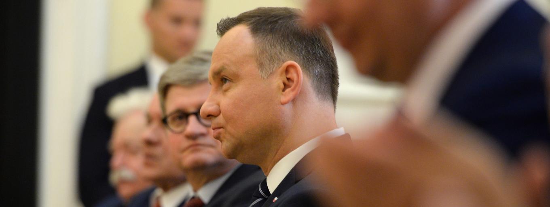 Andrzej Duda polityka Prawo i Sprawiedliwość PiS