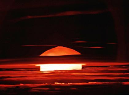Bikini Nuclear Weapon Tests
