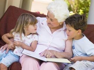 Spędź weekend z babcią i dziadkiem