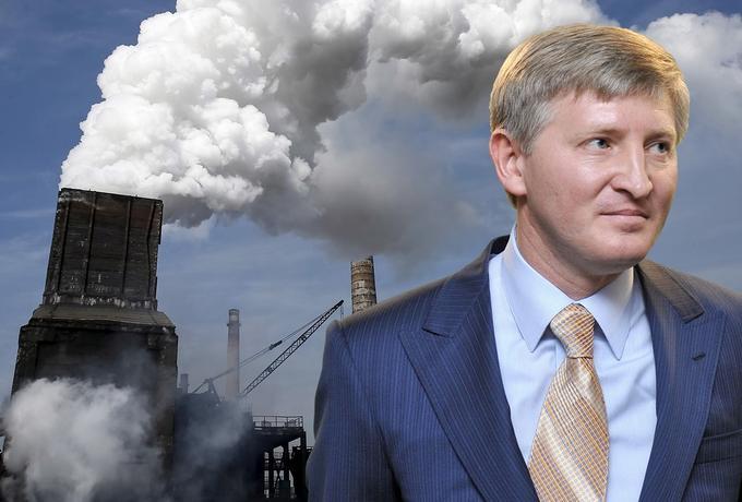 Najbogatszy Ukrainiec w dwa tygodnie stracił miliard dolarów