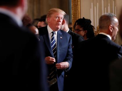 Donald Trump Stany Zjednoczone polityka