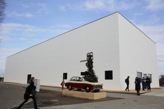 Zobaczcie nowy pawilon Muzeum Sztuki Nowoczesnej