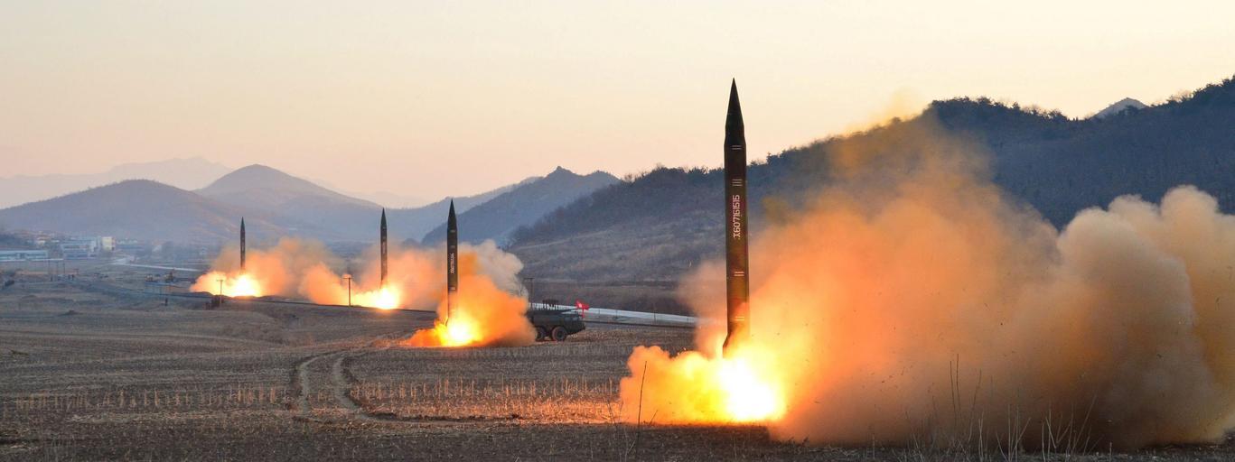 Korea Północna, rakiety