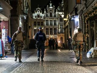 Próba zamachu w Belgii. Sprawca zabity