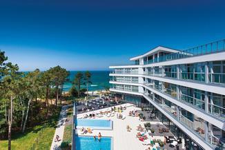 Luksusowe apartamenty nad morzem i w górach