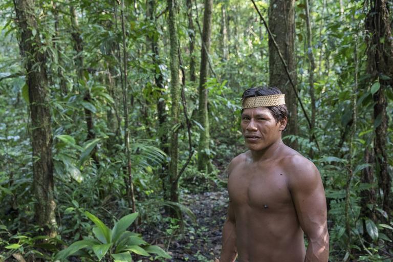 Huaorani – rdzenni Indianie z Amazonii