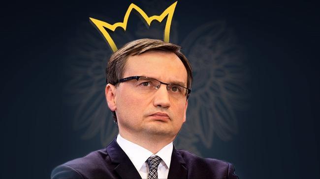 Ziobro korona Sąd Najwyższy