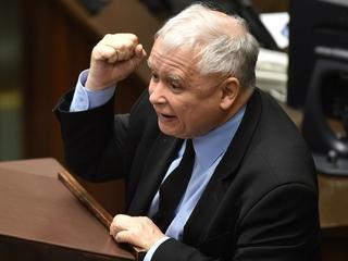 """""""Prawdziwy mąż stanu"""". Jak politycy PiS tłumaczą wystąpienie Kaczyńskiego?"""