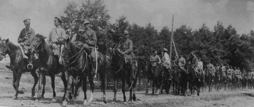 Wojna polsko-radziecka 1920 r.