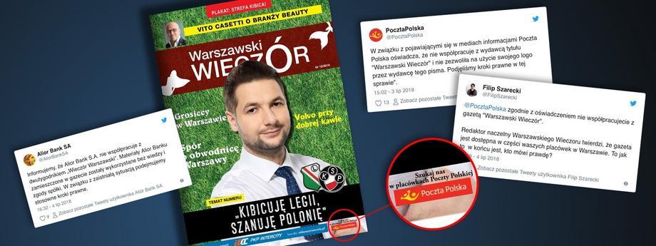 Patryk Jaki Warszawski Wieczór