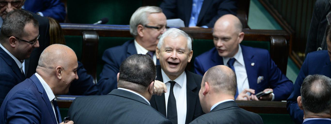 Jarosław Kaczyński Prawo i sprawiedliwość