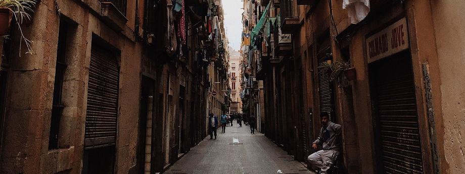 Barcelona - El Raval