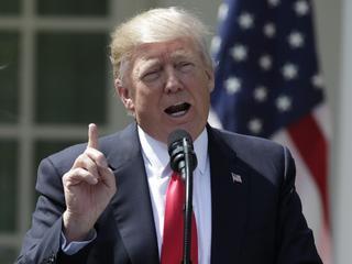 Będzie interwencja militarna USA w Syrii? Trump obmyśla plan