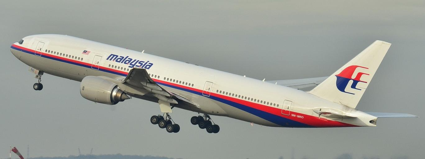 Samolot Malaysia Airlines