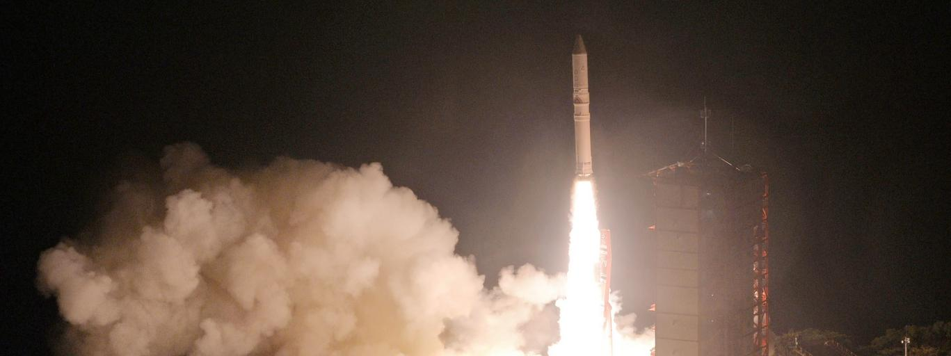 Japan successfully launches upgraded solid fuel rocket