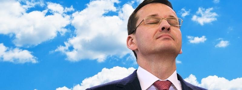 Mateusz Morawiecki PiS polityka Prawo i Sprawiedliwość gospodarka biznes