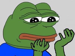 Smutna żaba Pepe stała się symbolem rasistów. Jej twórca postanowił ją uśmiercić
