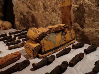 Egipt: Niezwykłe odkrycie sprzed 3,5 tys. lat