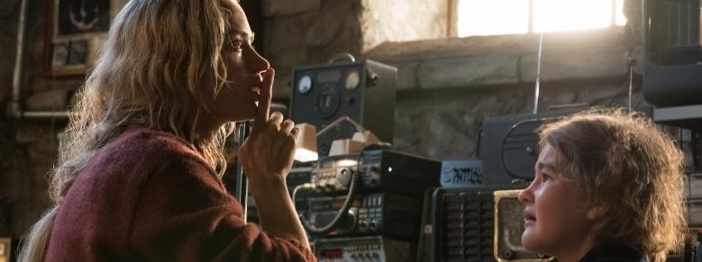 """Emily Blunt w """"Cichym miejscu"""""""