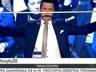 Jak TVP próbowała bronić nagród dla rządu Szydło