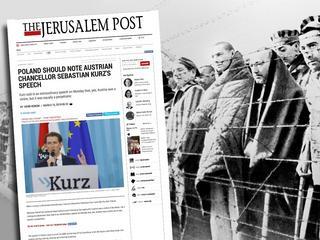 Izraelski dziennik i kanclerz Austrii dali nowe życie antysemickim spiskom w Polsce