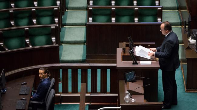 Adam Bodnar, RPO, Sejm