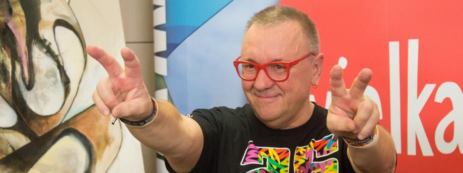 Jurek Owsiak, WOŚP