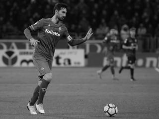Nagła i tajemnicza śmierć piłkarza Fiorentiny