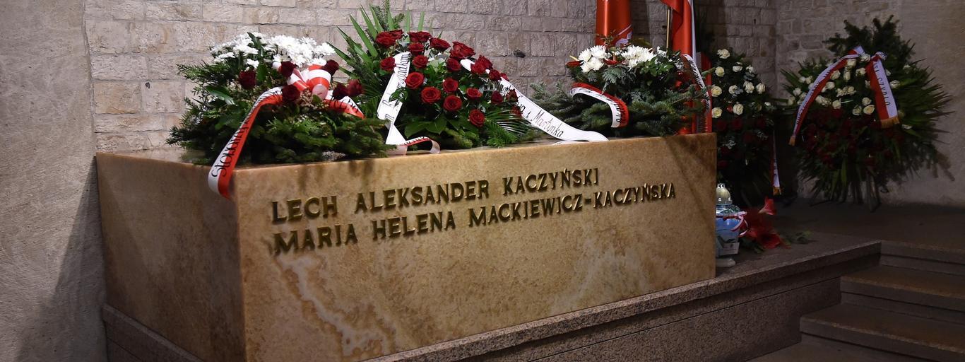 Wawel Kraków Lech Kaczyński Maria Kaczyńska katastrofa smoleńska Smoleńsk