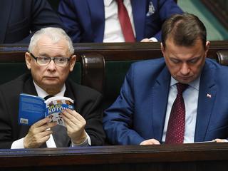"""Kaczyński czytał """"Atlas kotów"""", a PiS urządziło legislacyjny blitzkrieg"""