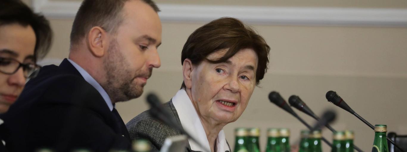 Anna Surówka-Pasek, Paweł Mucha, Zofia Romaszewska