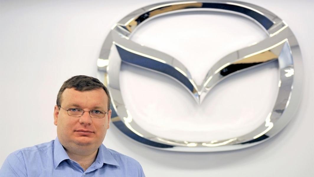 Wojciech Halarewicz Mazda
