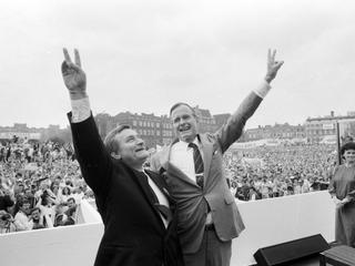 Od Eisenhowera do Obamy: wszystkie wizyty prezydentów USA w Polsce