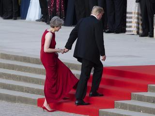 Przed spotkaniem z May ostra krytyka. Wywiad Trumpa wywołał w Wielkiej Brytanii szok