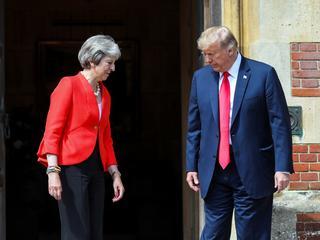 Brexit? Najlepiej pozwijcie Unię. Brytyjska premier ujawnia rady Trumpa