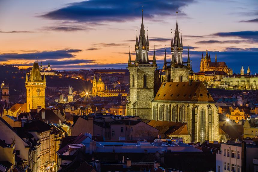Praga (Czechy)