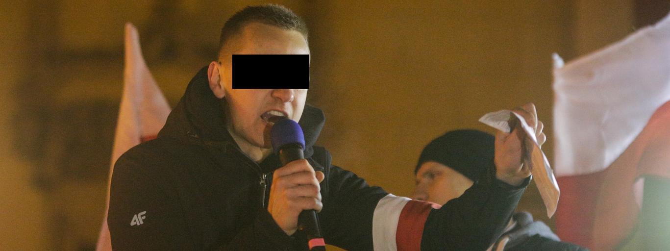 Marsz Narodowego Odrodzenia Polski we Wroclawiu