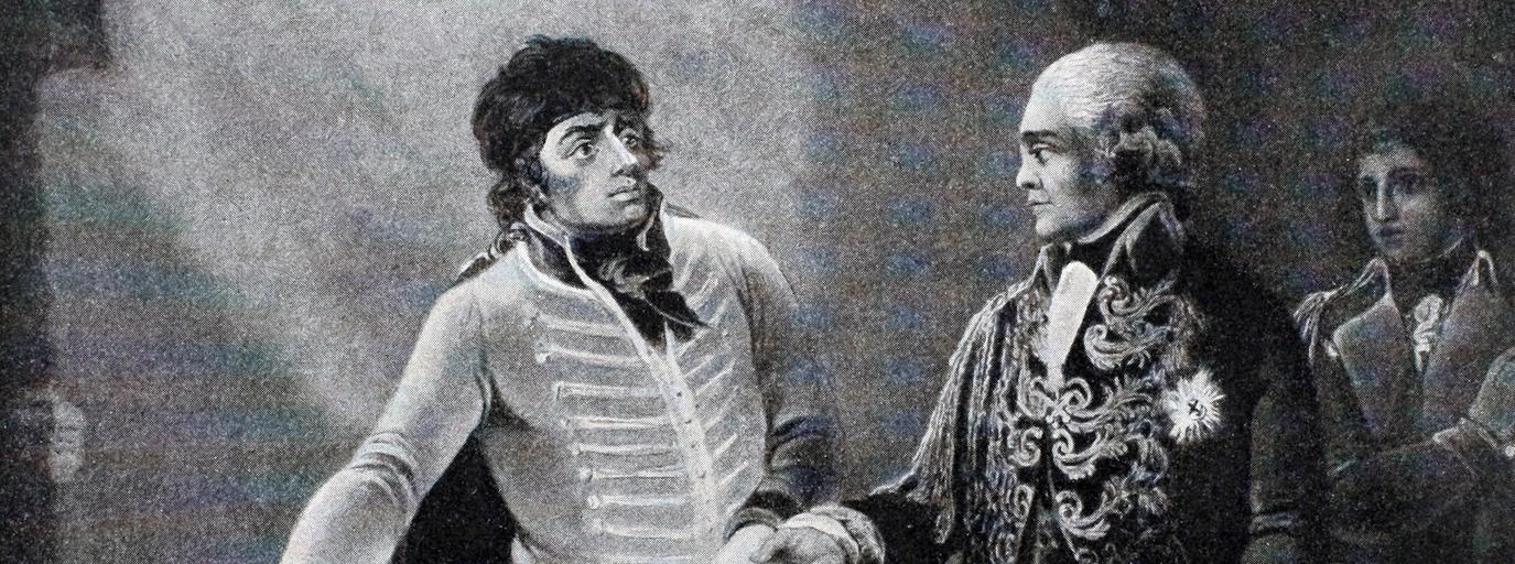 Car Paweł, Tadeusz Kościuszko