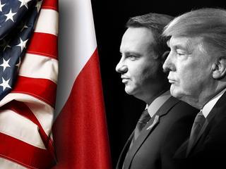 Czy Trump da Polsce gwarancje bezpieczeństwa?