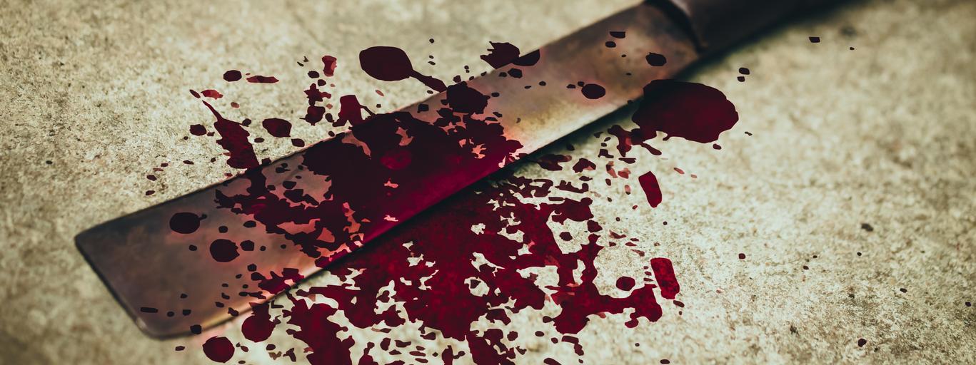 nóż, zbrodnia, morderstwo, zabójstwo,