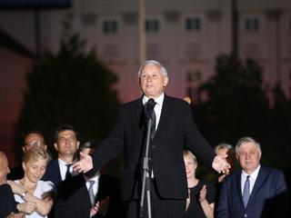 Kaczyński ujawnił, kiedy PiS przestanie organizować miesięcznice