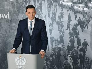 Marcowe kłamstwo Morawieckiego